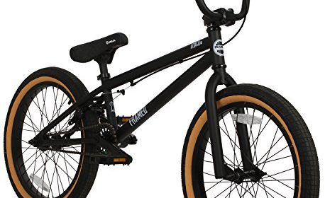 framed attack pro bmx bike blackblack sz 20in