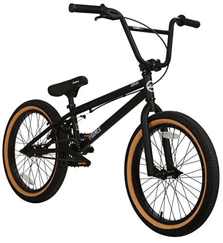 Framed Attack Pro Bmx Bike Black Black Sz 20in Bmx Bike Outpost