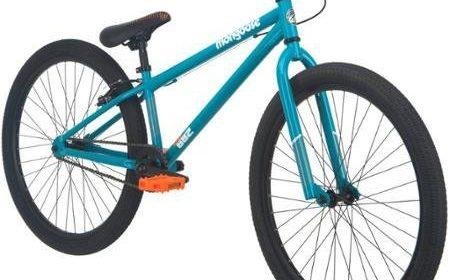 Mongoose Men\'s R4726WM DJ-682 Jumping Bike (Frame Size – 26″), Teal ...